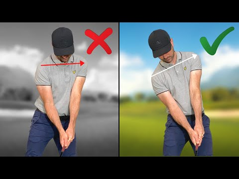 This Basic Mistake Destroys Your Driver Swing