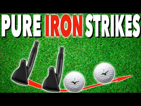 This will help you CRUSH your irons- SIMPLE GOLF TIPS