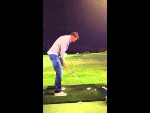 My golf swing, please critique – Shot at Albert Park driving range – Club used is Cobra Amp 5 wood