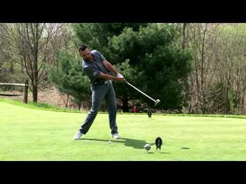 Justin Rinas – Golf Lesson – Driving 1