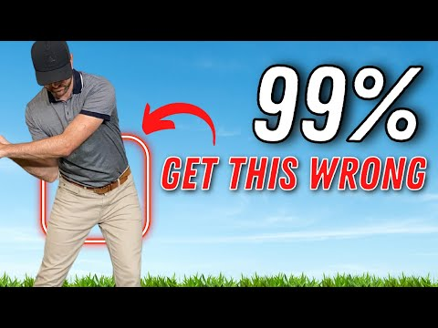 The Hip Move That 99% Of Golfers Get Wrong