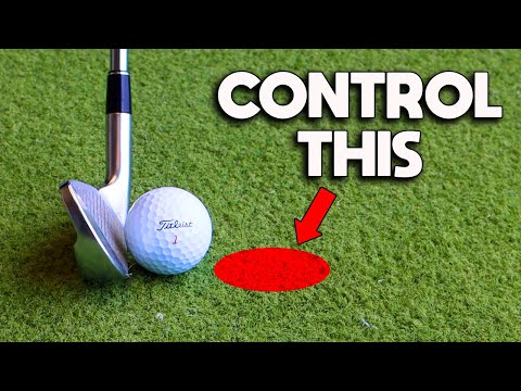 The SECRET to GREAT ball striking with your IRONS. This is a MUST watch!!!