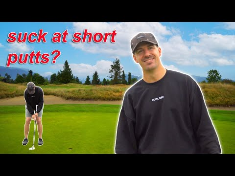 Master Short Putts With These 3 Drills! #putting #golf #puttingtips