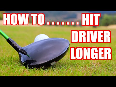 Golf Secret to MORE DISTANCE