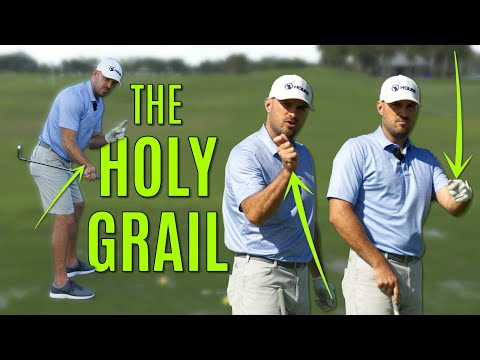 The Holy Grail Of The Golf Swing   Left Wrist + Right Wrist