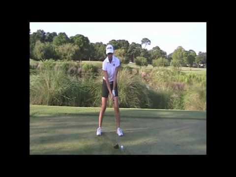 Shriver Golf Academy Driving Instruction