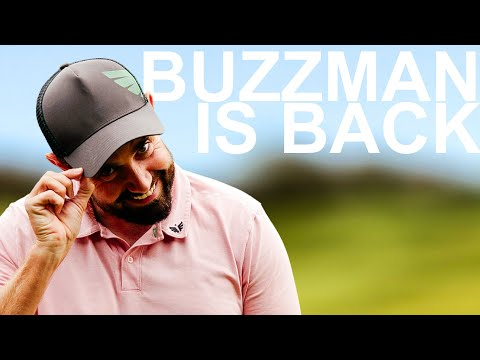 THE RETURN of BUZZMAN HOW TO PLAY GOLF and HAVE FUN on the COURSE