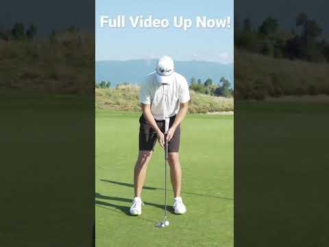 Putting Tips – Arm Lock Putting ( #golf #puttinglesson )