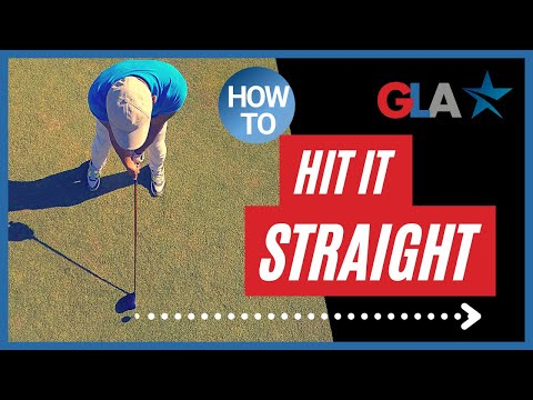 How To Hit It Straight (Tuesday Tip)