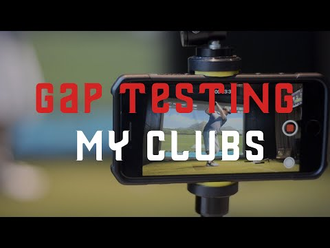 Do beginners need professionally fitted golf clubs? | What I learned gap testing my golf clubs!