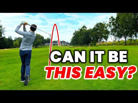 EFFORTLESS GOLF SWING – The easiest way to swing a golf club