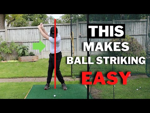 Develop Effortless Iron Shots With This Simple Golf Backswing Move