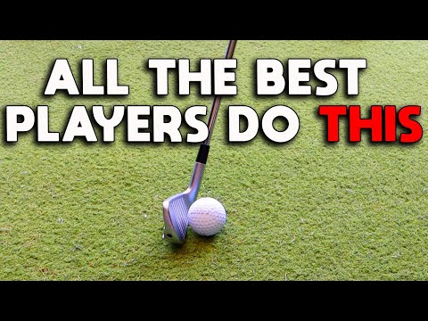 Strike your IRONS like the BEST players in the world when you do this