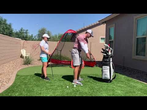Rukket Golf Tips: Chipping – Drill For Width and Pivot