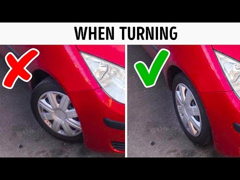 15 Driving Tricks They Don't Teach in Driving Schools
