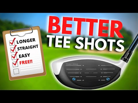 HOW TO HIT YOUR DRIVER LONGER – A SIMPLE CHECK LIST!!!