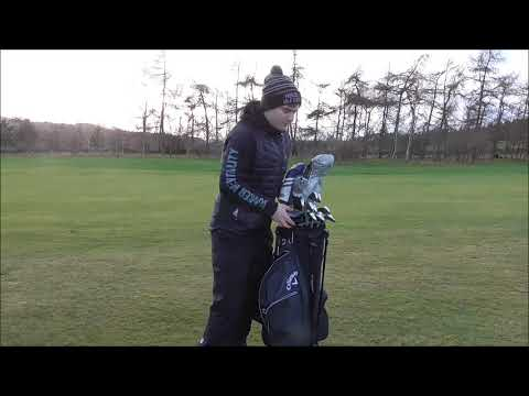 NEW TO GOLF- A BEGINNERS GUIDE TO THE GOLF SWING (THE EQUIPMENT)