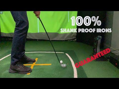 100% shank proof irons