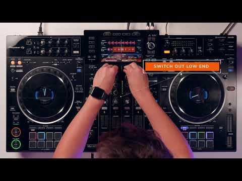 DJ Mixing Techniques For A Club Set