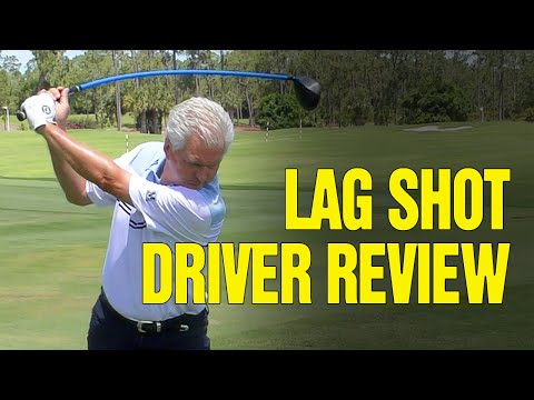 🔥 Lag Shot Golf Driver Swing Demo – Why YOU NEED This In Your BAG!