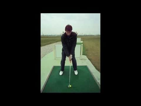 My Golf Swing! Pitch Wedge in Driving Range