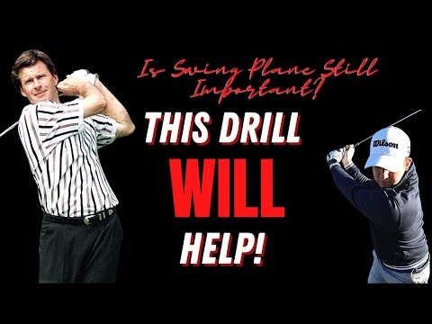 Swing Plane IS Still important! | If you struggle with strike, watch this! | Golf Swing Tips