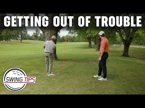 Golf Swing Tips with Thomas Campbell | Getting Out Of Trouble | Episode 2