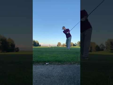 Driver Golf Swing