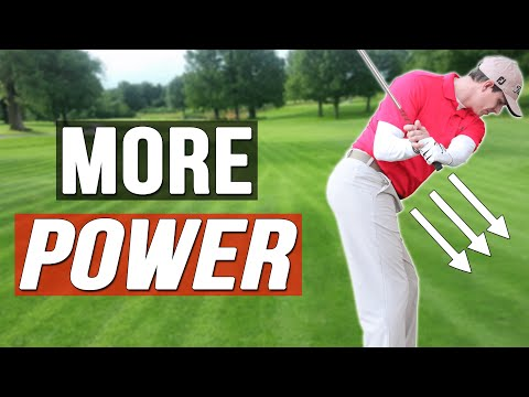 Core Driven Golf Swing ➜ CONSISTENTLY FLUSH Your Shots