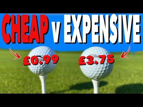 CHEAP Golf BALLS…Are They WORTH IT?