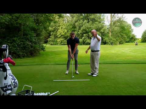 Golf – The First Swing