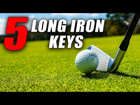 5 Keys to Crush Your Long Irons Pure Every Time!