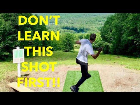 DISC GOLF FOREHAND WHAT NOT TO DO (as a beginner) // Disc Golf Beginner Guide