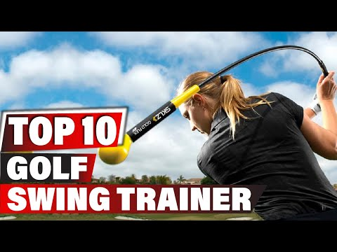 Best Golf Swing Trainer In 2021 – Top 10 New Golf Swing Trainers Review