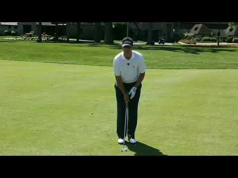 Golf tips for beginner – Simple chipping method for better scores.