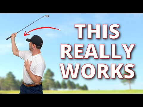 This Arm Move Makes the Downswing Easier