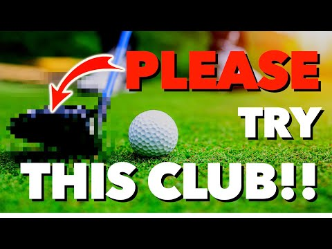 The EASIEST golf club I EVER tested!