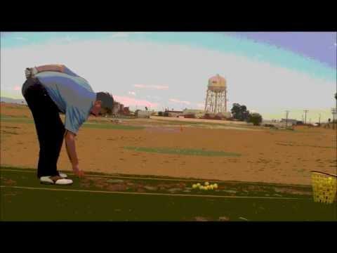 Zen Golf – Slow Motion – Swing with HarpoJon – ASU Driving Range