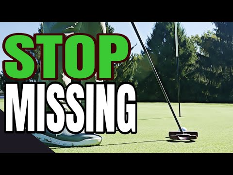 Positive Putting Stroke To HOLE MORE PUTTS Simple Tips And Unusual Drill