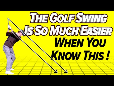 The Golf Swing can be so much easier! – The New Method!