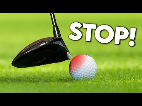 How to stop TOPPING the ball for good!