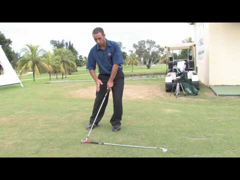 Golf Tips & Etiquette : Golf: Impact Position With an Iron