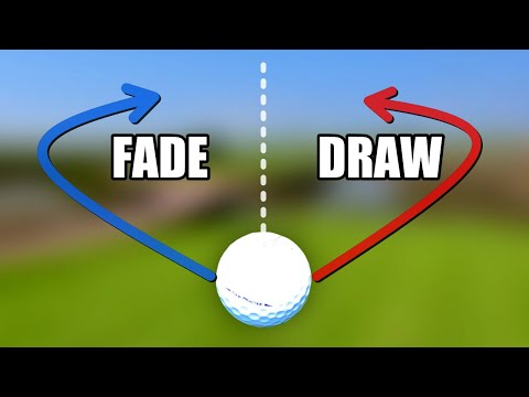 HOW TO SHAPE THE GOLF BALL | Golf Tips
