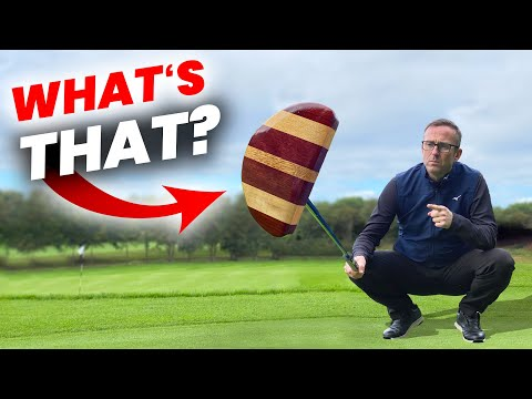 CRAZY new golf INVENTION 🔥