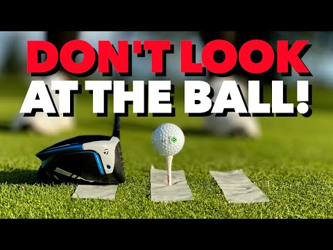 The SECRET to great BALL STRIKING with Irons and Driver