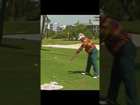 Proof that there's no one right way to swing the golf club