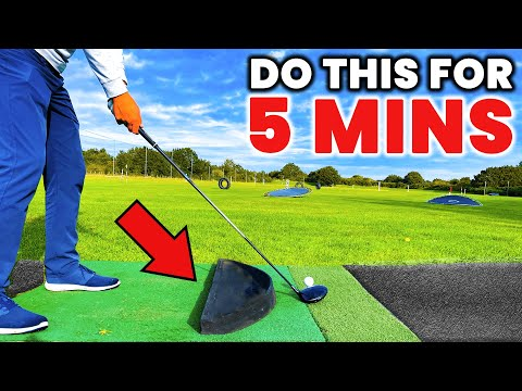 Do this for 5 minutes & It will IMPROVE your golf swing – GUARANTEED!