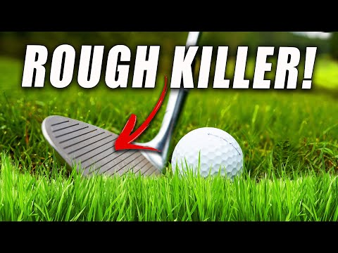 The Best Wedge to Get You OUT of the ROUGH!