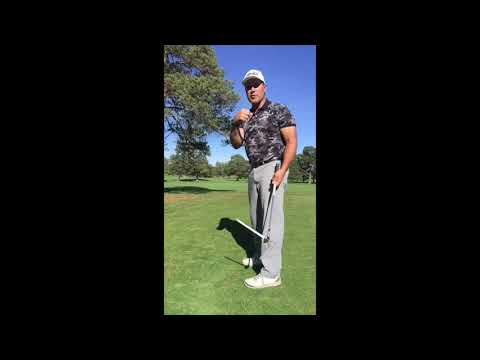 Left Handers – Lead Wrist and Club Face