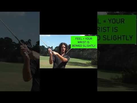 Hit the driver SUPER LONG and DEAD ON STRAIGHT (Do these 2 golf swing keys!) #shorts #golftips #golf